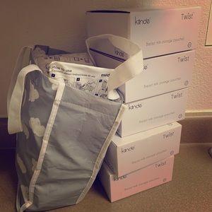 Breastmilk Storage Bags & Kiinde Twist